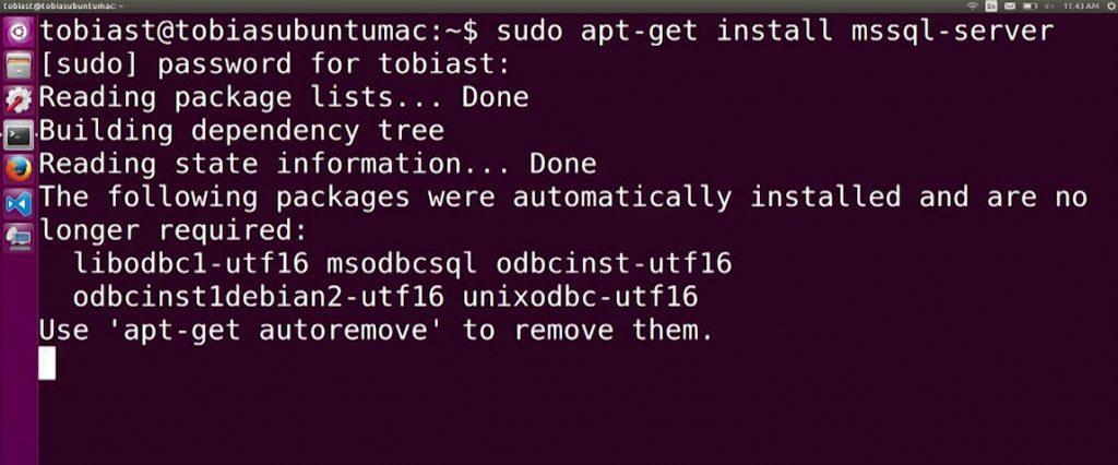 SQLonLinux1